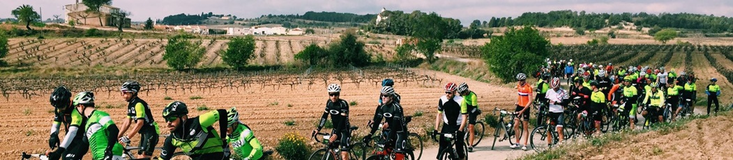 Oakley Gran Fondo Barcelona from the inside