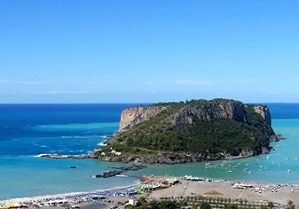 Vía Turín. Etapa 4: Catanzaro - Praia a Mare
