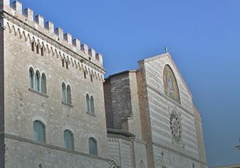 Vía Turín. Etapa 7: Sulmona - Foligno