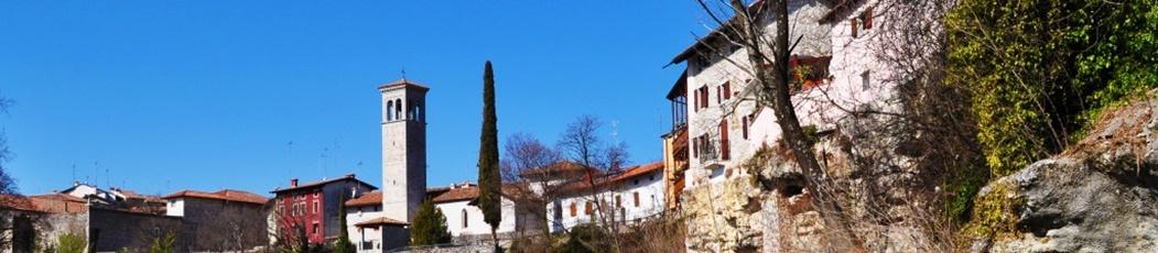 Vía Turín. Etapa 13: Palmanova - Cividale del Friuli