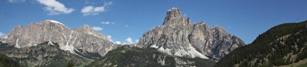 Vía Turín. Etapa 14: Alpago - Corvara (Alta Badia)