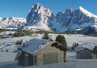Vía Turín. Etapa 15: Castelrotto - Alpe di Siusi