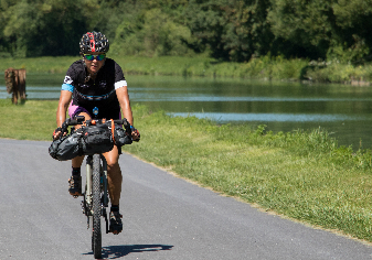 French Divide 2016: pedalear, comer, dormir