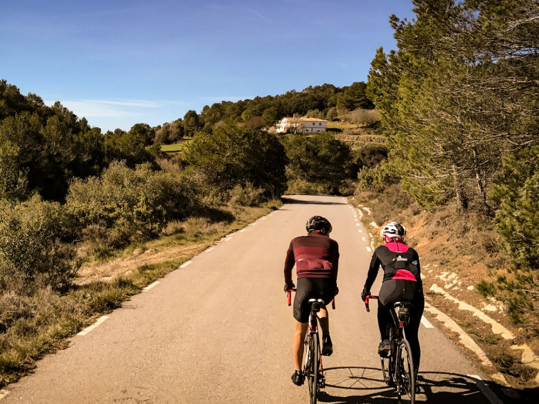 Winter miles, summer smiles - Llegan los brevets