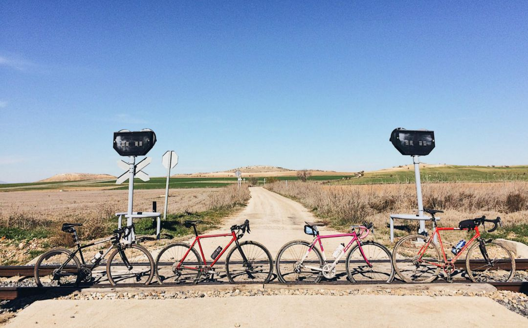 Madrid-Toledo-Aranjuez - A Gravel Adventure