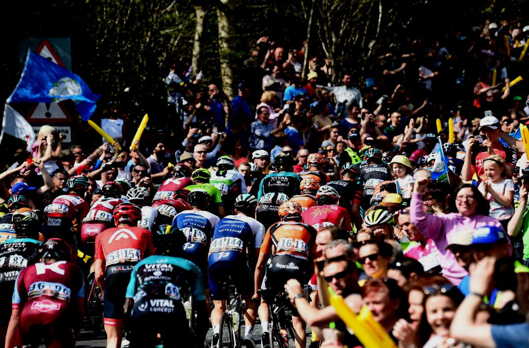 Dales, lanes & peaks. The rising of Tour de Yorkshire