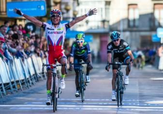 Tercera etapa de la 55 Vuelta al País Vasco