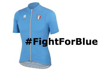 Concurso Giro d'Italia 2015 #FightForBlue: gana un maillot Sportful