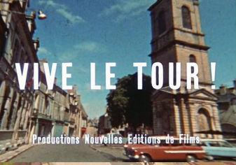 'Vive le Tour!', de Louis Malle (1962)