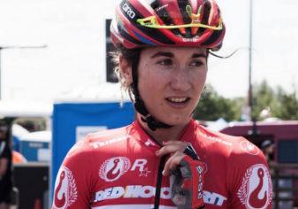 'Para ganar el Red Hook Crit se necesita técnica y explosividad', Ainara Elbusto