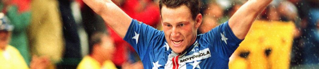 Against Modern Cycling - La primera bicicleta profesional de Armstrong